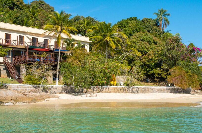Ilha Maravilhosa A venda em Paraty - Rio de Janeiro