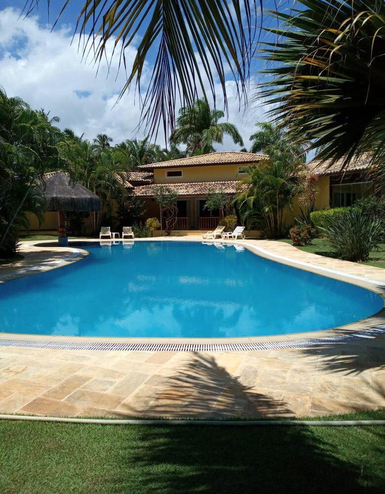 Terreno frente mar para construir Hotel Resort em Porto Seguro - Bahia
