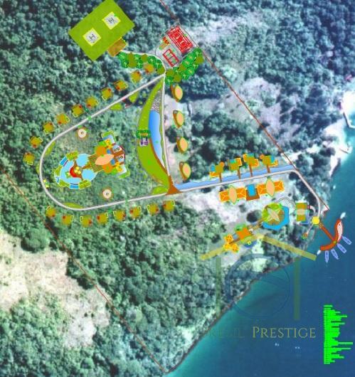 Ilha à venda em Angra dos Reis - Rio de Janeiro - Brasil