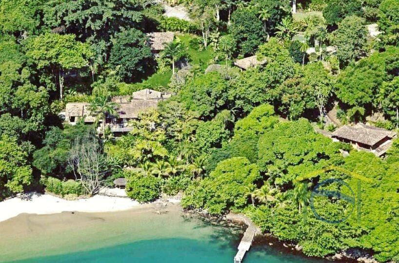 Venda magníficas casas em Paraty - Rio de Janeiro - Brasil