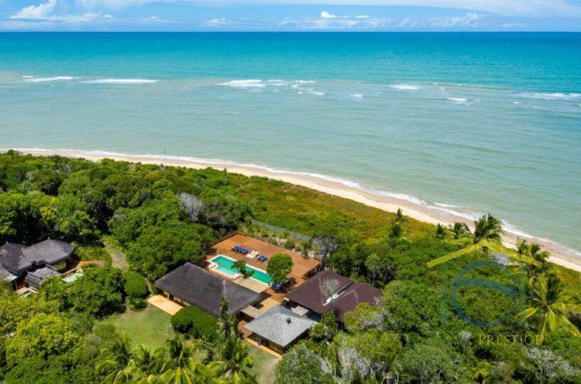 Venda villa em Trancoso - Bahia - brasil