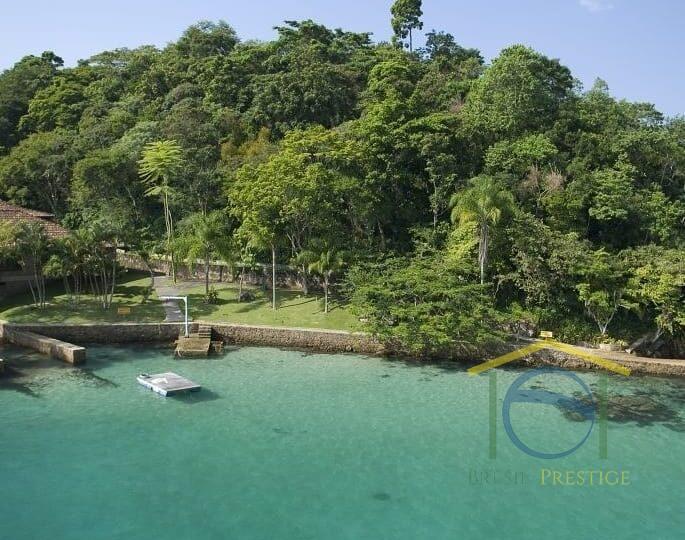 Ilha da Pescaria à Venda em Paraty - Rio de Janeiro - Brasil