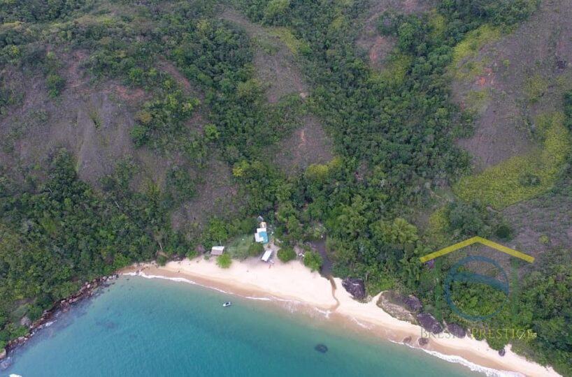 Praia de Itaóca à Venda em Paraty - Rio de Janeiro - Brasil
