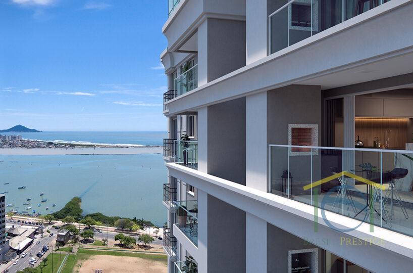 Venda Apartamento Vista Mar - Bairro Fazenda - ITAJAI - SANTA CATARINA - BRASIL