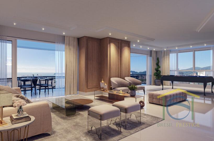 Apartamento de luxo a venda - Itajai - Santa Catarina - Brasil