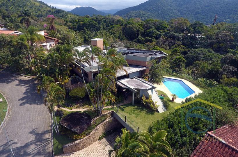 Venda Casa De Luxo - Condomínio Ponta das Toninhas - Ubatuba - São Paulo - Brasil