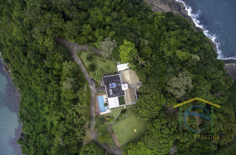 Venda Casa De Luxo em Península - Praia Do Lázaro - Ubatuba - São Paulo - Brasil